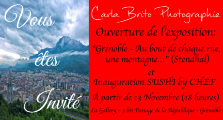 Exhibition in France