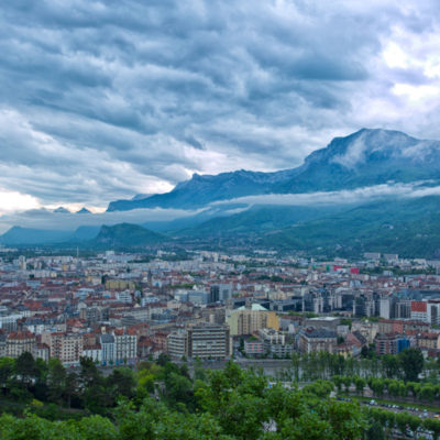 Grenoble (Auvergne-Rhône-Alpes, France)