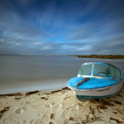Samouco beach (Alcochete, Portugal)
