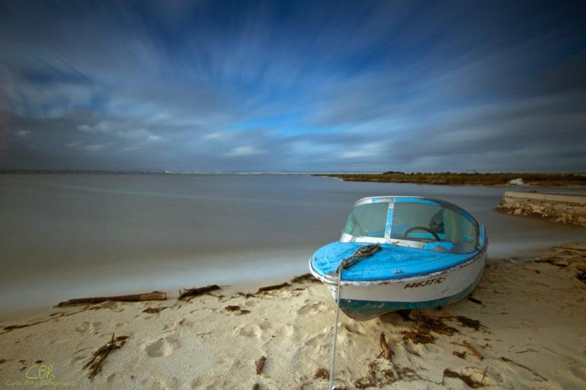Samouco beach (Alcochete)
