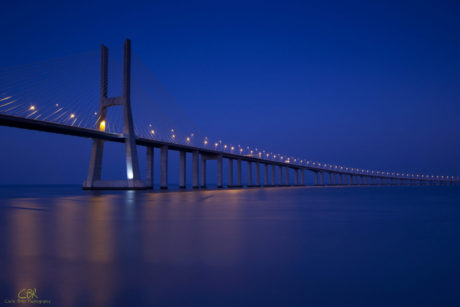 Vasco da Gama bridge – Lisbon