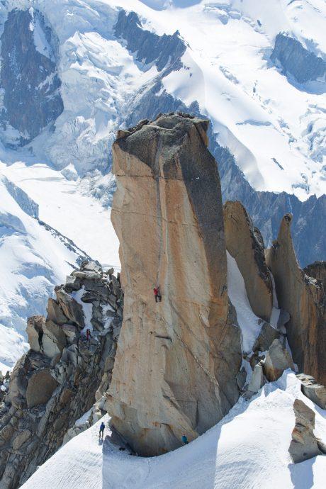 Mont Blanc – Summer climbing